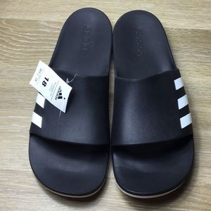 Adidas aqualette CF slides *size 18!*